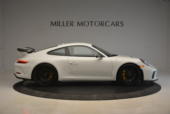 Used 2018 Porsche 911 GT3 for sale Sold at Pagani of Greenwich in Greenwich CT 06830 7
