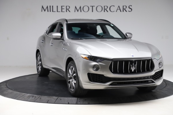 Used 2019 Maserati Levante Q4 for sale $84,130 at Pagani of Greenwich in Greenwich CT 06830 11
