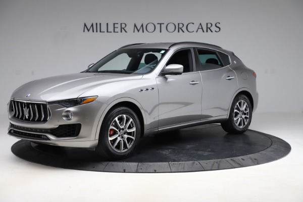 Used 2019 Maserati Levante Q4 for sale $84,130 at Pagani of Greenwich in Greenwich CT 06830 2