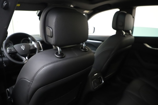 Used 2019 Maserati Levante Q4 for sale $84,130 at Pagani of Greenwich in Greenwich CT 06830 20