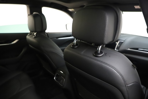 Used 2019 Maserati Levante Q4 for sale $84,130 at Pagani of Greenwich in Greenwich CT 06830 28