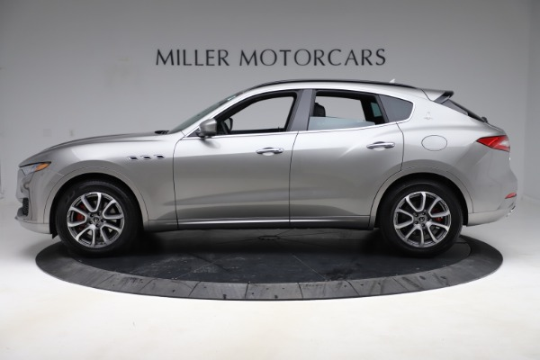Used 2019 Maserati Levante Q4 for sale $84,130 at Pagani of Greenwich in Greenwich CT 06830 3