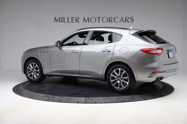 Used 2019 Maserati Levante Q4 for sale $84,130 at Pagani of Greenwich in Greenwich CT 06830 4