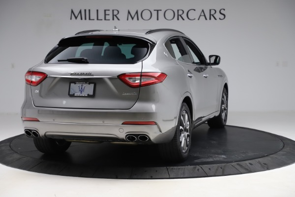 Used 2019 Maserati Levante Q4 for sale $84,130 at Pagani of Greenwich in Greenwich CT 06830 7