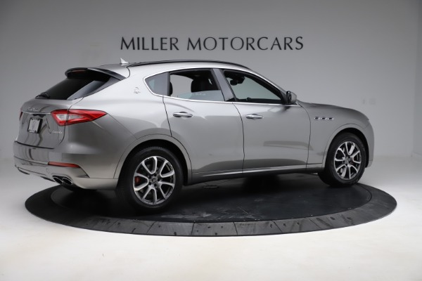 Used 2019 Maserati Levante Q4 for sale $84,130 at Pagani of Greenwich in Greenwich CT 06830 8
