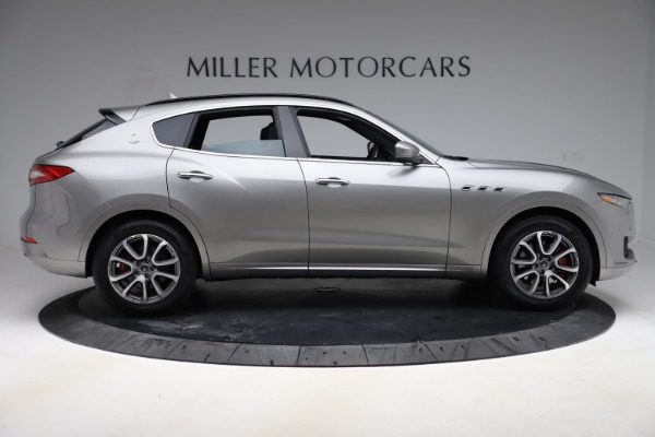 Used 2019 Maserati Levante Q4 for sale $84,130 at Pagani of Greenwich in Greenwich CT 06830 9