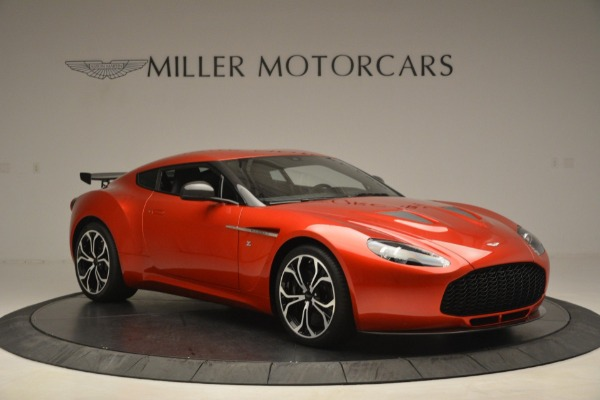 Used 2013 Aston Martin V12 Zagato Coupe for sale Sold at Pagani of Greenwich in Greenwich CT 06830 10