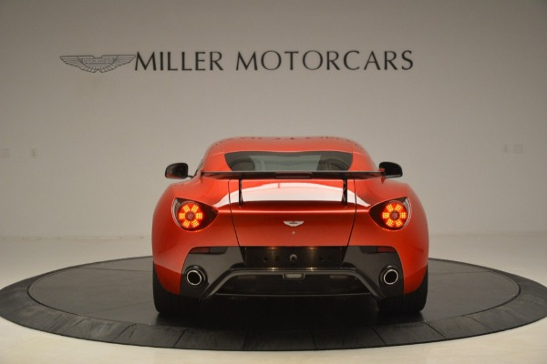 Used 2013 Aston Martin V12 Zagato Coupe for sale Sold at Pagani of Greenwich in Greenwich CT 06830 11