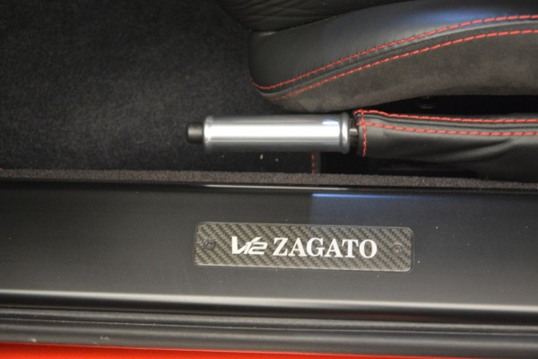 Used 2013 Aston Martin V12 Zagato Coupe for sale Sold at Pagani of Greenwich in Greenwich CT 06830 16