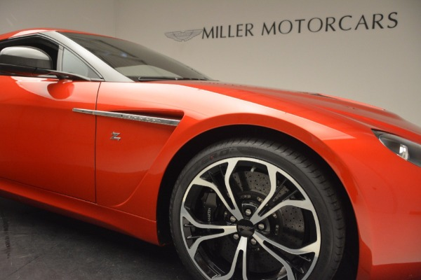 Used 2013 Aston Martin V12 Zagato Coupe for sale Sold at Pagani of Greenwich in Greenwich CT 06830 22