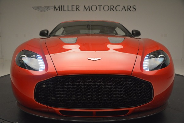Used 2013 Aston Martin V12 Zagato Coupe for sale Sold at Pagani of Greenwich in Greenwich CT 06830 23