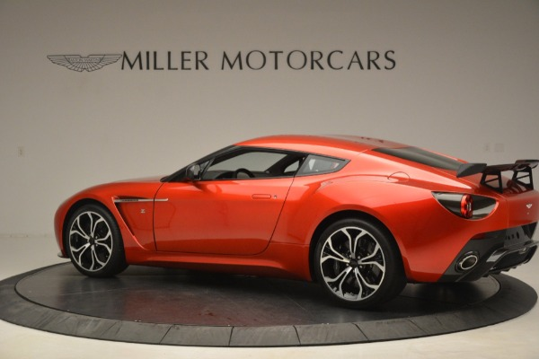 Used 2013 Aston Martin V12 Zagato Coupe for sale Sold at Pagani of Greenwich in Greenwich CT 06830 3