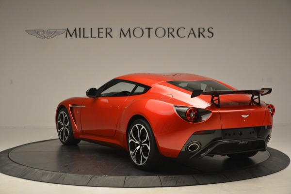 Used 2013 Aston Martin V12 Zagato Coupe for sale Sold at Pagani of Greenwich in Greenwich CT 06830 4