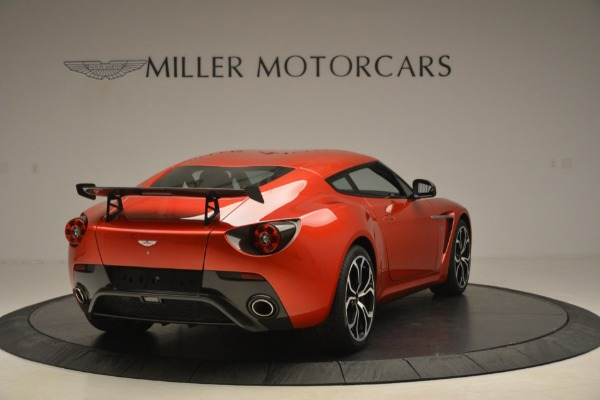 Used 2013 Aston Martin V12 Zagato Coupe for sale Sold at Pagani of Greenwich in Greenwich CT 06830 5