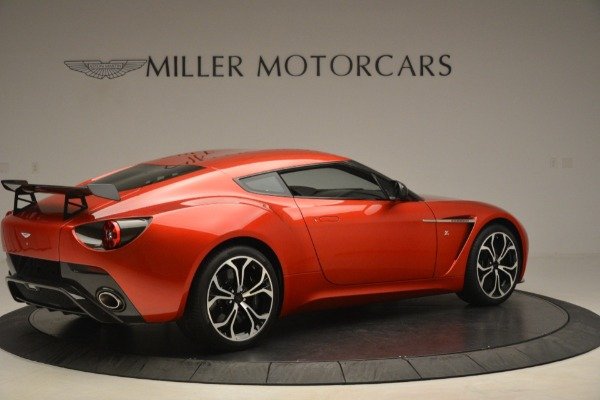 Used 2013 Aston Martin V12 Zagato Coupe for sale Sold at Pagani of Greenwich in Greenwich CT 06830 6