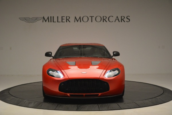 Used 2013 Aston Martin V12 Zagato Coupe for sale Sold at Pagani of Greenwich in Greenwich CT 06830 8