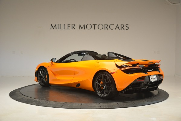 New 2020 McLaren 720S Spider for sale Sold at Pagani of Greenwich in Greenwich CT 06830 14