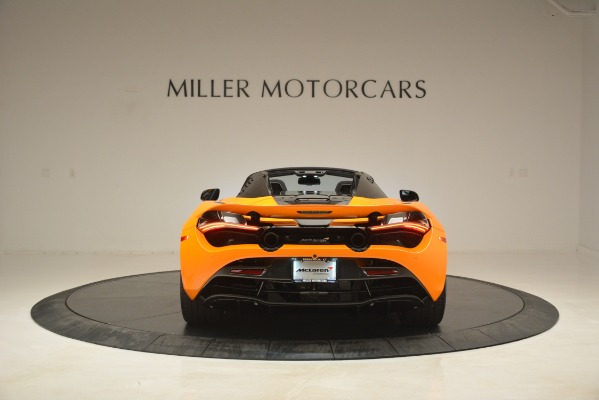New 2020 McLaren 720S Spider for sale Sold at Pagani of Greenwich in Greenwich CT 06830 15