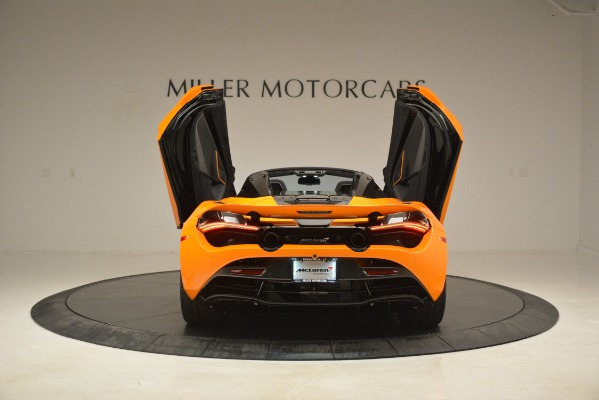 New 2020 McLaren 720S Spider for sale Sold at Pagani of Greenwich in Greenwich CT 06830 16