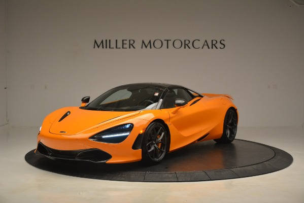 New 2020 McLaren 720S Spider for sale Sold at Pagani of Greenwich in Greenwich CT 06830 2