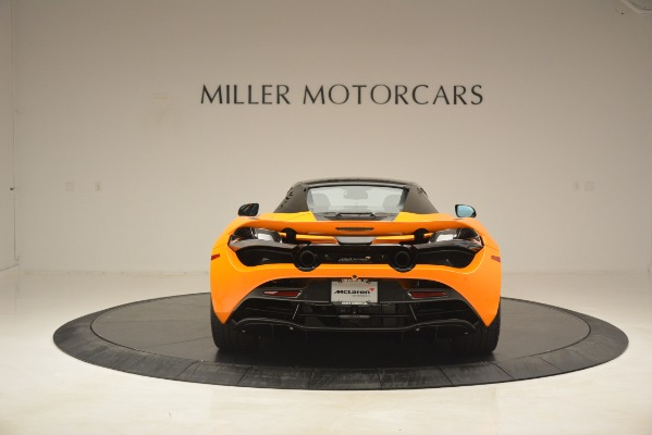 New 2020 McLaren 720S Spider for sale Sold at Pagani of Greenwich in Greenwich CT 06830 6