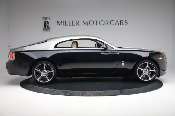 Used 2015 Rolls-Royce Wraith for sale Sold at Pagani of Greenwich in Greenwich CT 06830 11