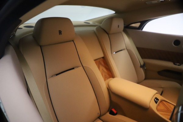 Used 2015 Rolls-Royce Wraith for sale Sold at Pagani of Greenwich in Greenwich CT 06830 21