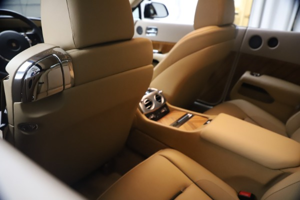 Used 2015 Rolls-Royce Wraith for sale Sold at Pagani of Greenwich in Greenwich CT 06830 23