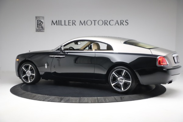 Used 2015 Rolls-Royce Wraith for sale Sold at Pagani of Greenwich in Greenwich CT 06830 6