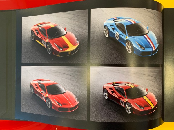 Used 2018 Ferrari 488 GTB for sale Sold at Pagani of Greenwich in Greenwich CT 06830 28