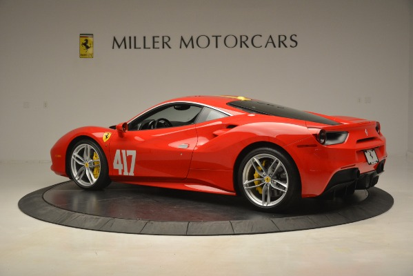 Used 2018 Ferrari 488 GTB for sale Sold at Pagani of Greenwich in Greenwich CT 06830 4