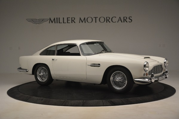 Used 1961 Aston Martin DB4 Series IV Coupe for sale $599,900 at Pagani of Greenwich in Greenwich CT 06830 10