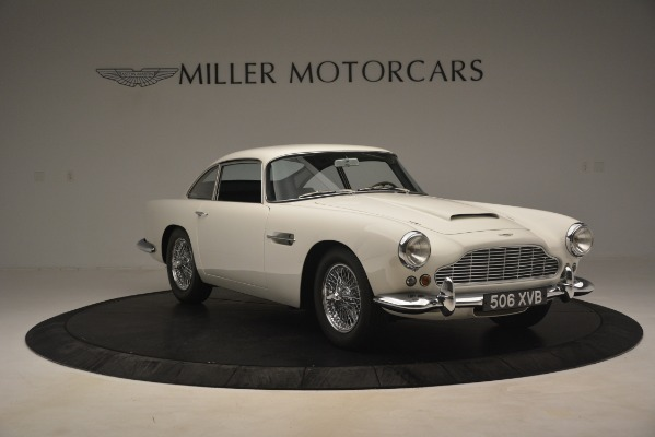 Used 1961 Aston Martin DB4 Series IV Coupe for sale $625,900 at Pagani of Greenwich in Greenwich CT 06830 11
