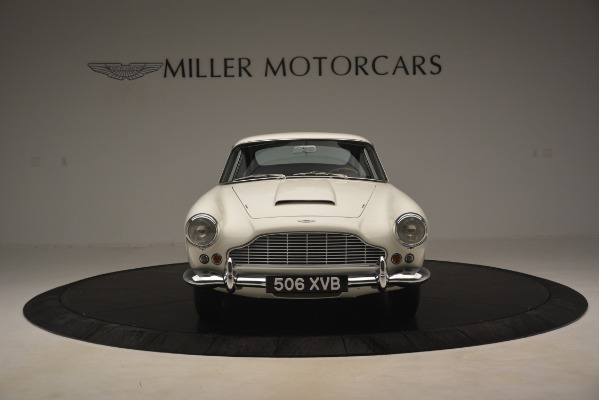 Used 1961 Aston Martin DB4 Series IV Coupe for sale $599,900 at Pagani of Greenwich in Greenwich CT 06830 12