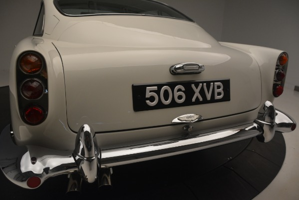 Used 1961 Aston Martin DB4 Series IV Coupe for sale $599,900 at Pagani of Greenwich in Greenwich CT 06830 15