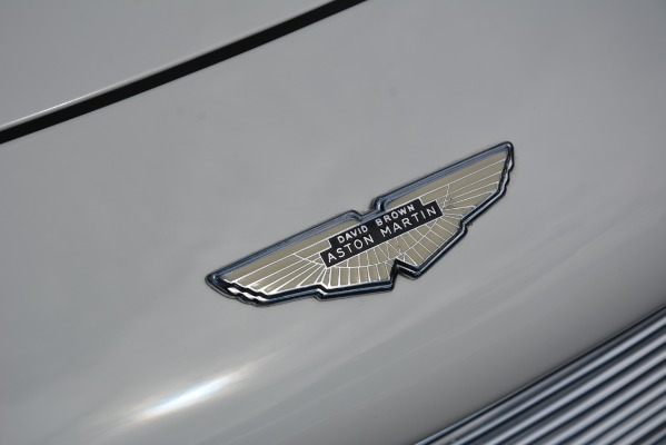 Used 1961 Aston Martin DB4 Series IV Coupe for sale $599,900 at Pagani of Greenwich in Greenwich CT 06830 18