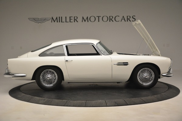 Used 1961 Aston Martin DB4 Series IV Coupe for sale $625,900 at Pagani of Greenwich in Greenwich CT 06830 19