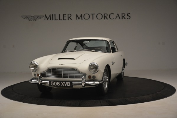 Used 1961 Aston Martin DB4 Series IV Coupe for sale $625,900 at Pagani of Greenwich in Greenwich CT 06830 2