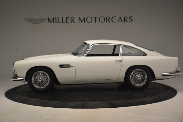 Used 1961 Aston Martin DB4 Series IV Coupe for sale $625,900 at Pagani of Greenwich in Greenwich CT 06830 3