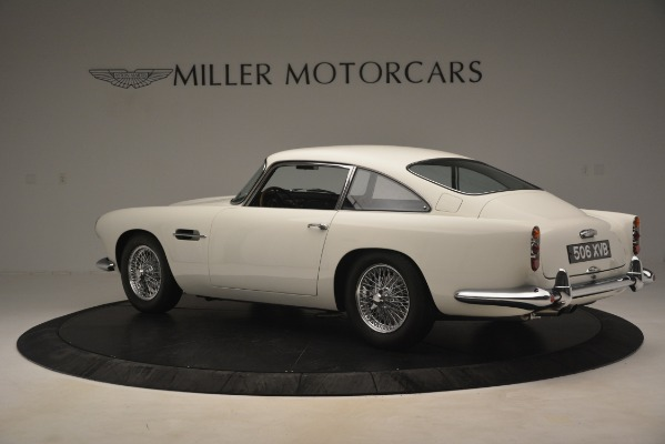 Used 1961 Aston Martin DB4 Series IV Coupe for sale $625,900 at Pagani of Greenwich in Greenwich CT 06830 4