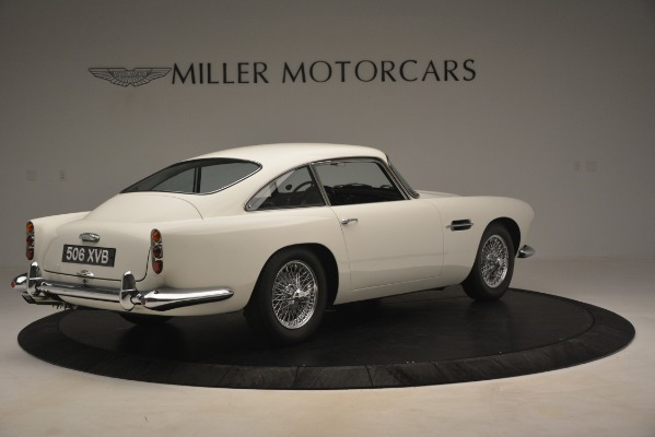 Used 1961 Aston Martin DB4 Series IV Coupe for sale $625,900 at Pagani of Greenwich in Greenwich CT 06830 8