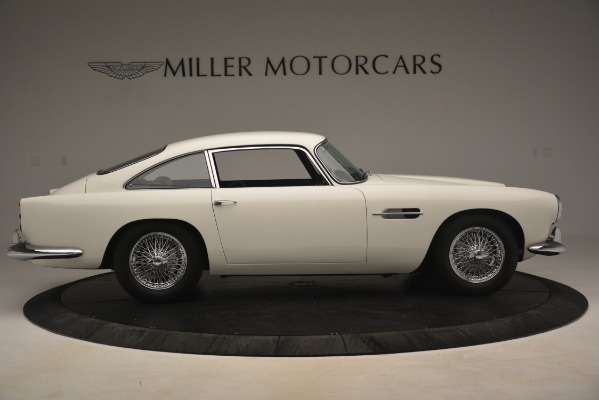 Used 1961 Aston Martin DB4 Series IV Coupe for sale $599,900 at Pagani of Greenwich in Greenwich CT 06830 9