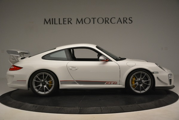 Used 2011 Porsche 911 GT3 RS 4.0 for sale Sold at Pagani of Greenwich in Greenwich CT 06830 10