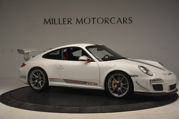 Used 2011 Porsche 911 GT3 RS 4.0 for sale Sold at Pagani of Greenwich in Greenwich CT 06830 11