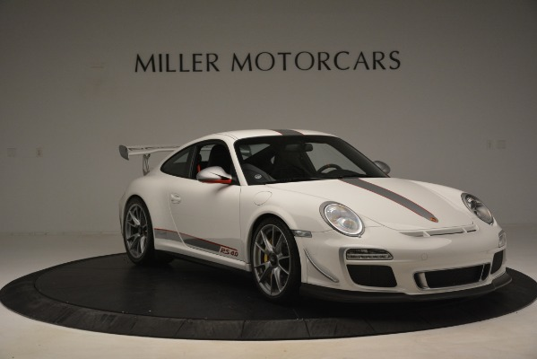 Used 2011 Porsche 911 GT3 RS 4.0 for sale Sold at Pagani of Greenwich in Greenwich CT 06830 12