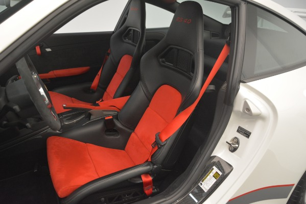 Used 2011 Porsche 911 GT3 RS 4.0 for sale Sold at Pagani of Greenwich in Greenwich CT 06830 15