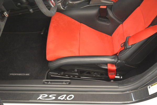 Used 2011 Porsche 911 GT3 RS 4.0 for sale Sold at Pagani of Greenwich in Greenwich CT 06830 16