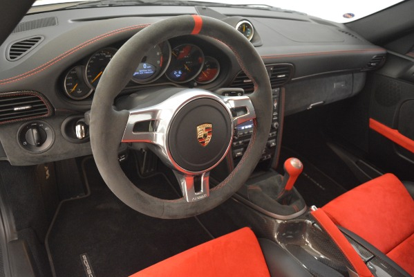Used 2011 Porsche 911 GT3 RS 4.0 for sale Sold at Pagani of Greenwich in Greenwich CT 06830 17