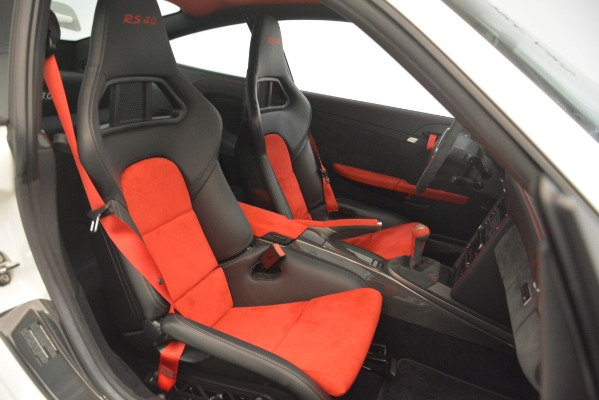 Used 2011 Porsche 911 GT3 RS 4.0 for sale Sold at Pagani of Greenwich in Greenwich CT 06830 19