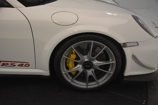 Used 2011 Porsche 911 GT3 RS 4.0 for sale Sold at Pagani of Greenwich in Greenwich CT 06830 25